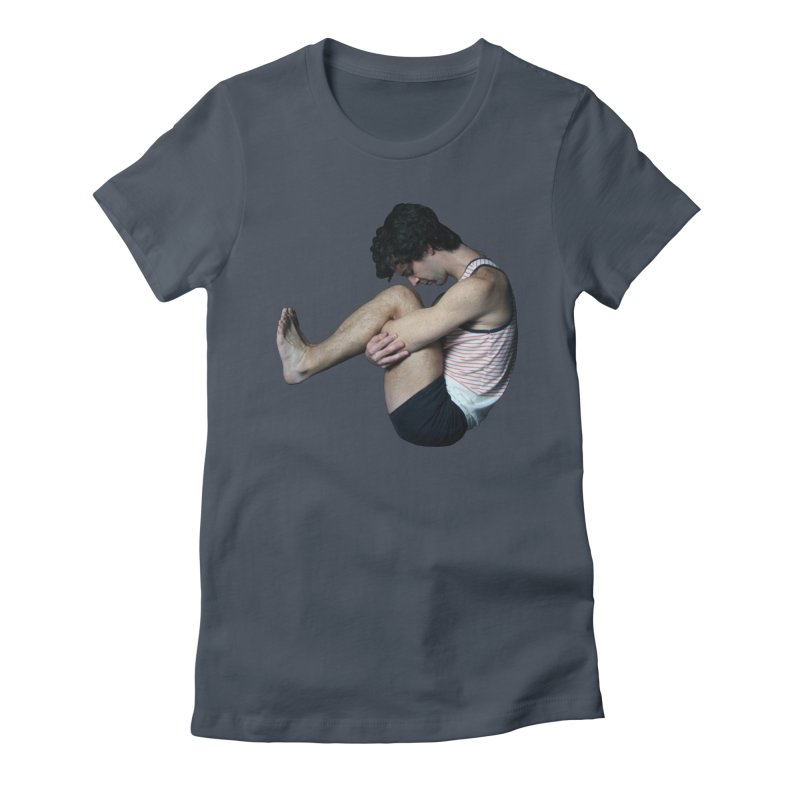 trapped Women's T-Shirt by Izzy Berdan's Artist Shop