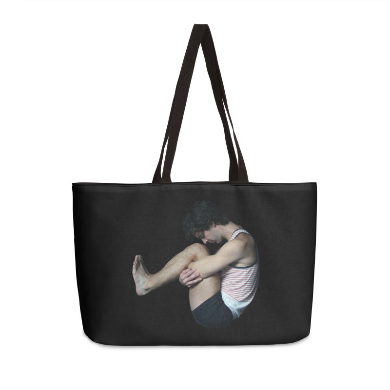 trapped in Weekender Bag by Izzy Berdan's Artist Shop