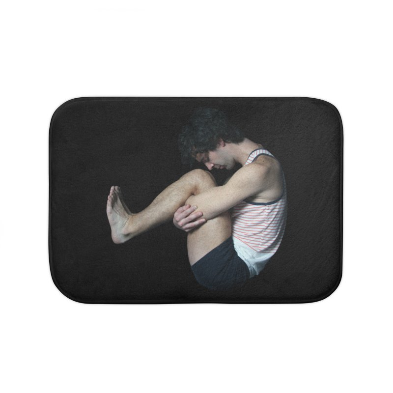 trapped Home Bath Mat by Izzy Berdan's Artist Shop