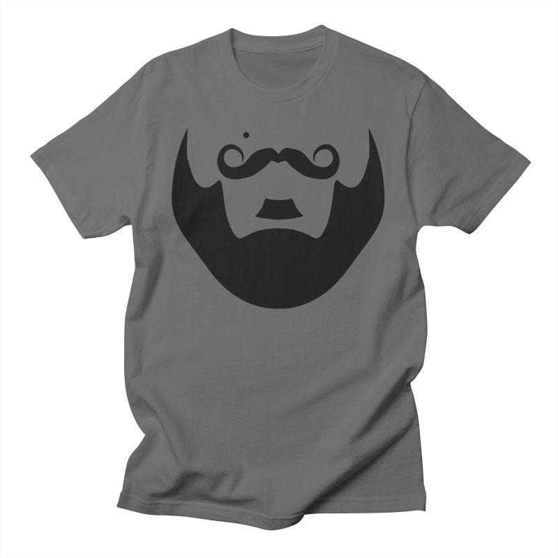 gay face Men's T-Shirt by Izzy Berdan's Artist Shop