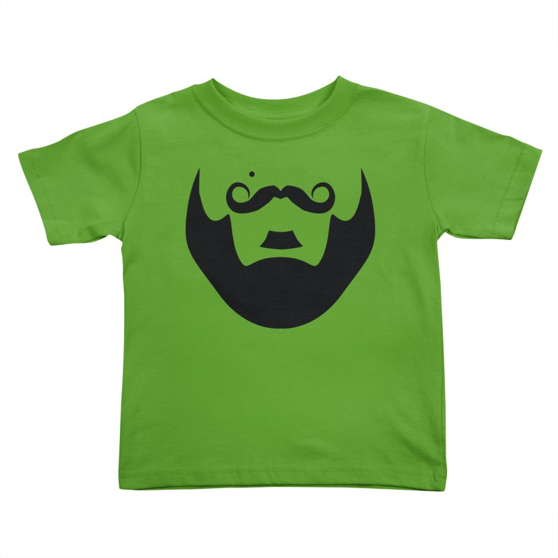 gay face Kids Toddler T-Shirt by Izzy Berdan's Artist Shop