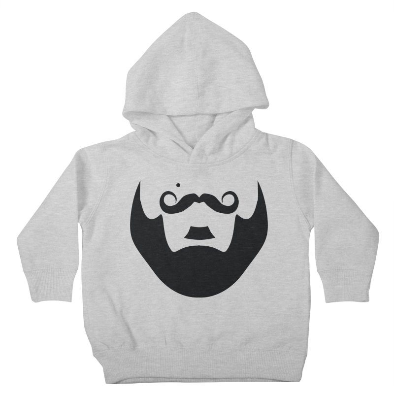 gay face Kids Toddler Pullover Hoody by Izzy Berdan's Artist Shop