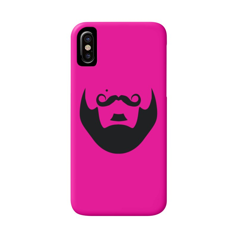 gay face Accessories Phone Case by izzyberdan's Artist Shop