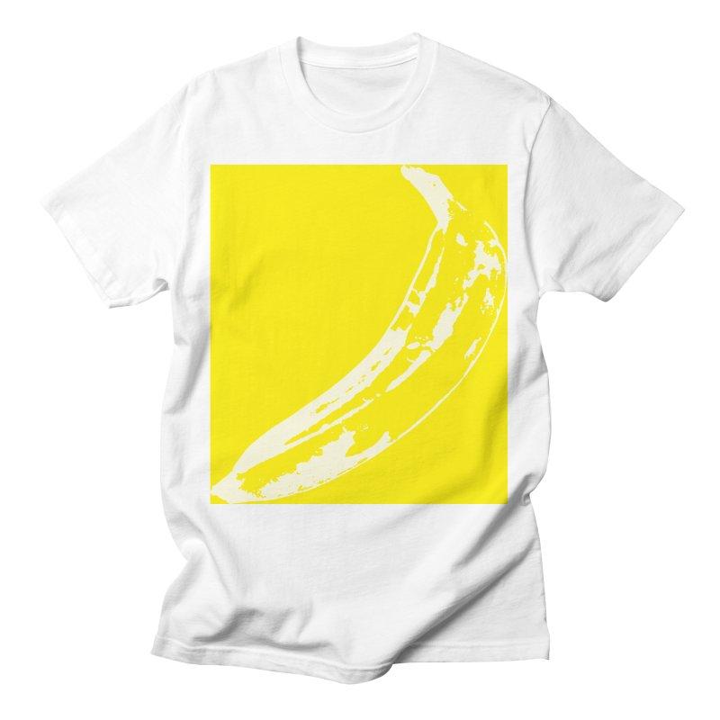 Negative Pop Men's T-Shirt by Izzy Berdan's Artist Shop