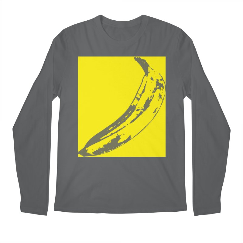 Negative Pop Men's Longsleeve T-Shirt by Izzy Berdan's Artist Shop