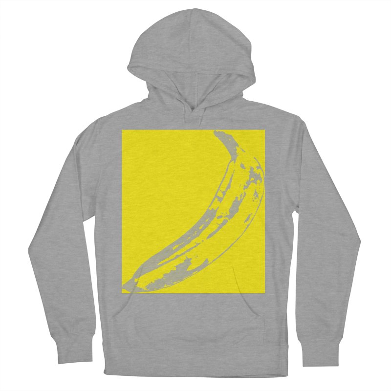 Negative Pop Men's French Terry Pullover Hoody by izzyberdan's Artist Shop