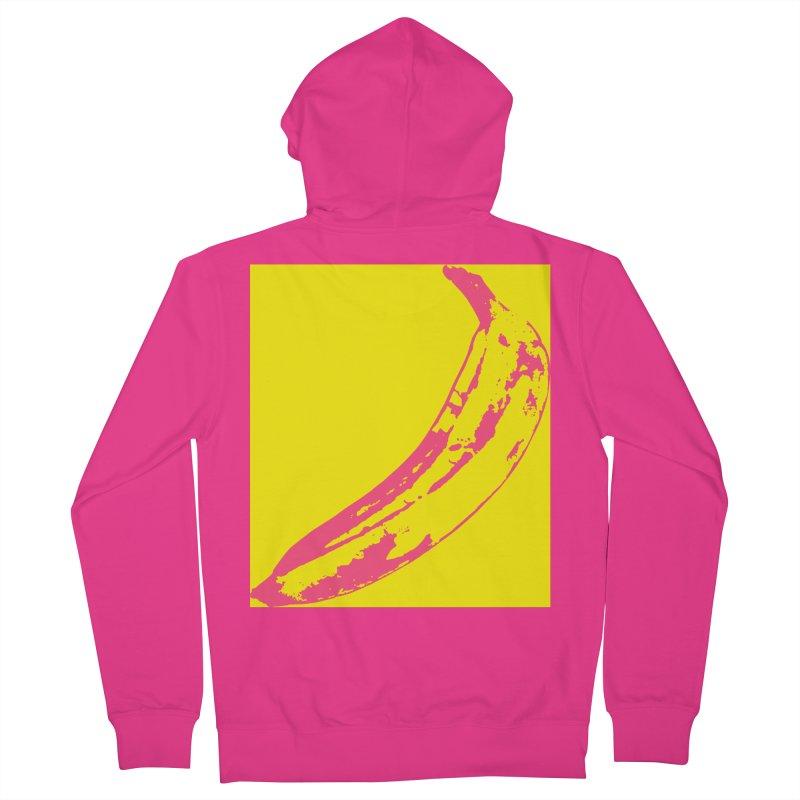 Negative Pop Men's Zip-Up Hoody by Izzy Berdan's Artist Shop