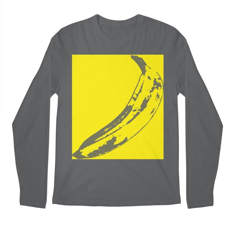 Negative Pop Men's Regular Longsleeve T-Shirt by Izzy Berdan's Artist Shop