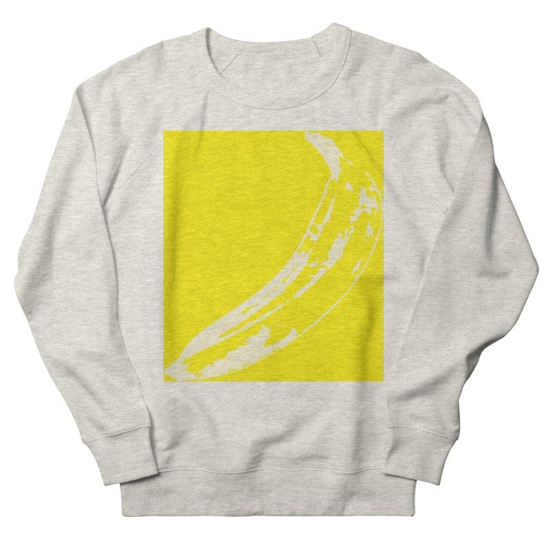 Negative Pop Women's French Terry Sweatshirt by Izzy Berdan's Artist Shop