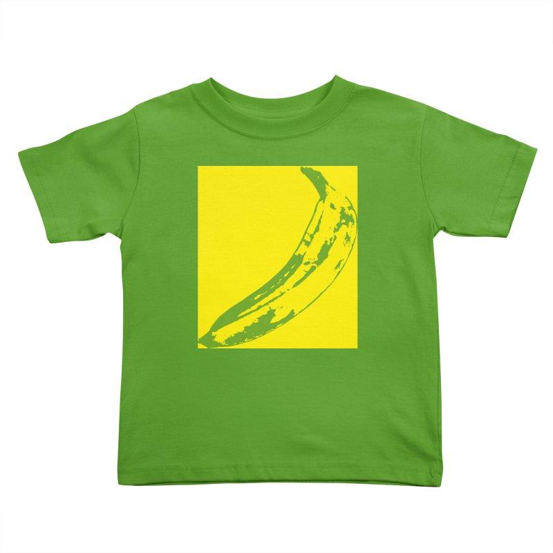 Negative Pop Kids Toddler T-Shirt by Izzy Berdan's Artist Shop