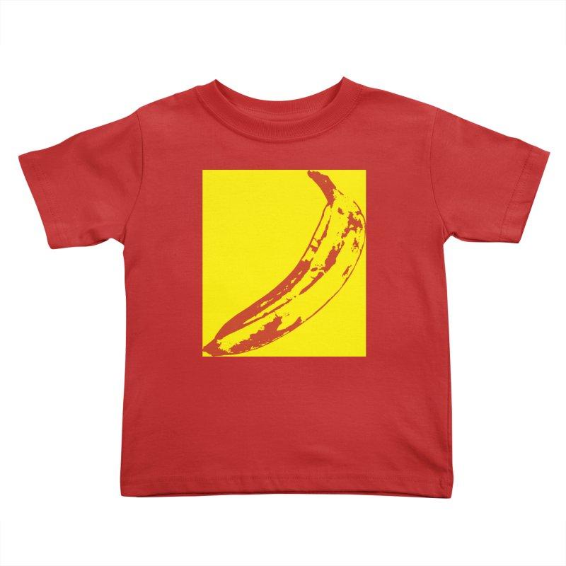 Negative Pop Kids Toddler T-Shirt by izzyberdan's Artist Shop