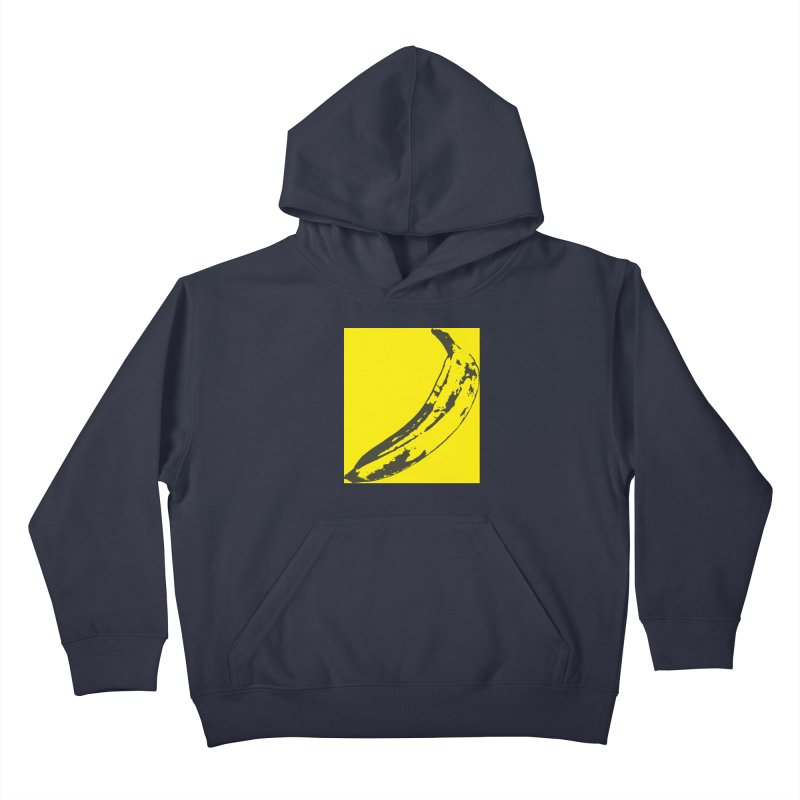 Negative Pop Kids Pullover Hoody by izzyberdan's Artist Shop
