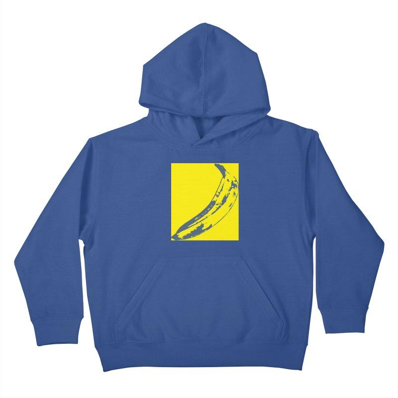 Negative Pop Kids Pullover Hoody by Izzy Berdan's Artist Shop