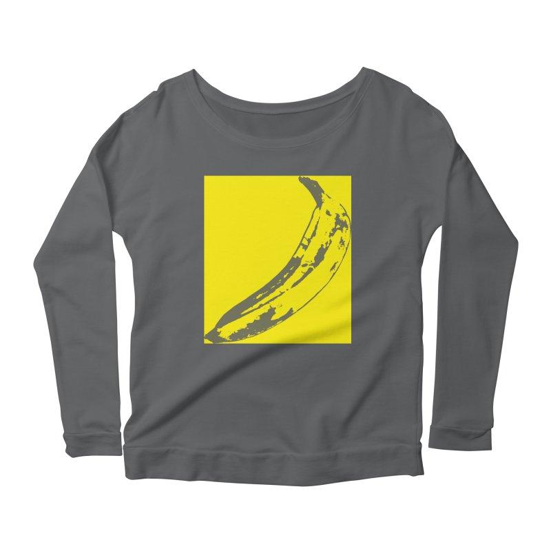 Negative Pop Women's Scoop Neck Longsleeve T-Shirt by izzyberdan's Artist Shop