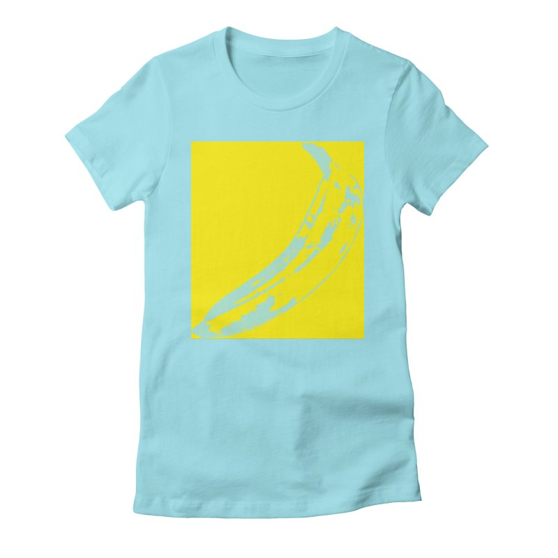 Negative Pop Women's T-Shirt by Izzy Berdan's Artist Shop
