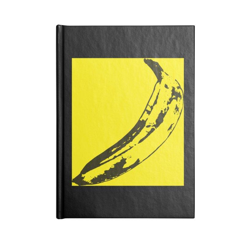 Negative Pop Accessories Lined Journal Notebook by Izzy Berdan's Artist Shop