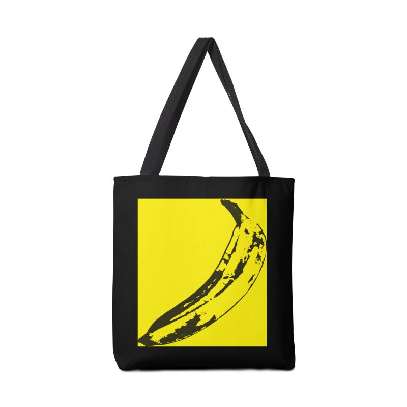 Negative Pop Accessories Tote Bag Bag by Izzy Berdan's Artist Shop