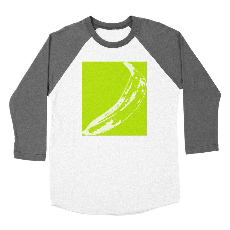 negative plantain Women's Longsleeve T-Shirt by Izzy Berdan's Artist Shop