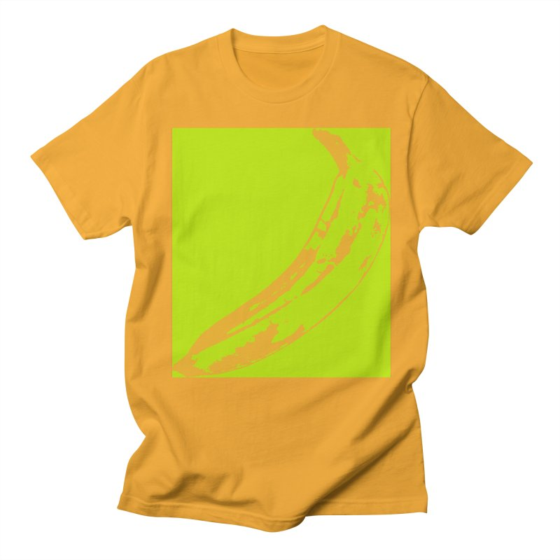 negative plantain Men's Regular T-Shirt by Izzy Berdan's Artist Shop
