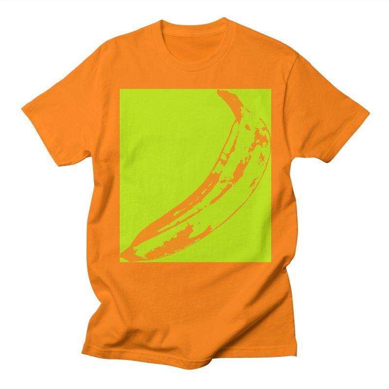 negative plantain Men's Regular T-Shirt by izzyberdan's Artist Shop