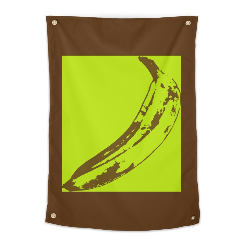 negative plantain Home Tapestry by Izzy Berdan's Artist Shop