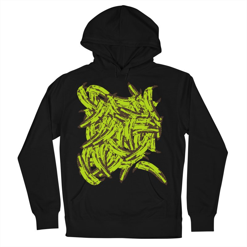 Pile-O-Plantains Women's French Terry Pullover Hoody by izzyberdan's Artist Shop