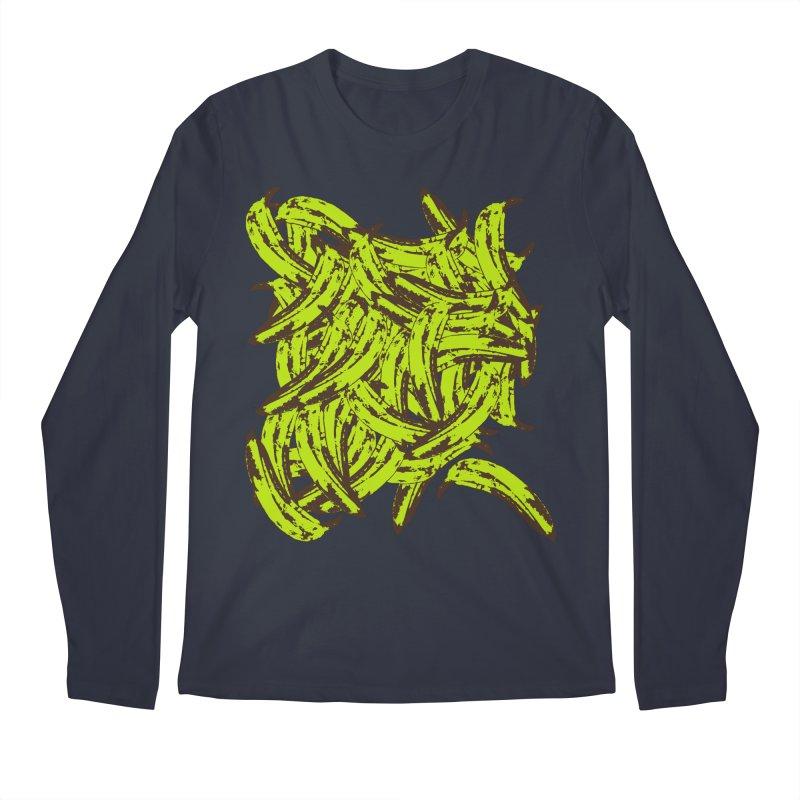 Pile-O-Plantains Men's Regular Longsleeve T-Shirt by Izzy Berdan's Artist Shop