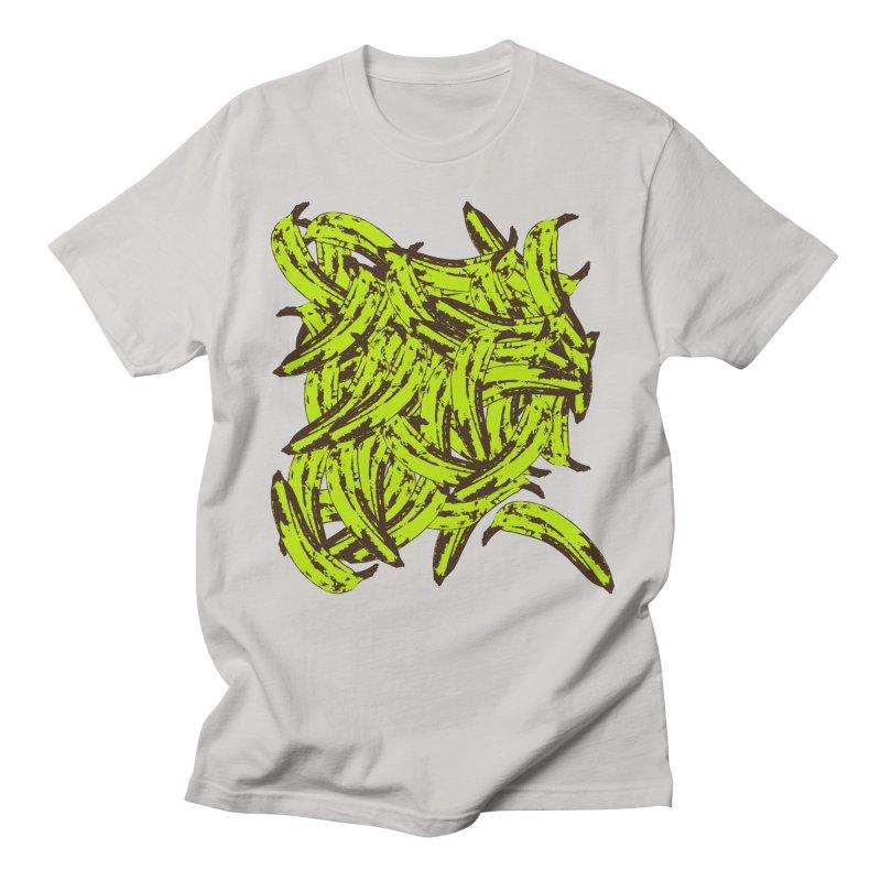 Pile-O-Plantains Men's Regular T-Shirt by izzyberdan's Artist Shop