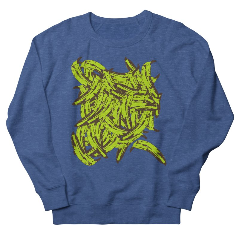 Pile-O-Plantains Men's Sweatshirt by Izzy Berdan's Artist Shop
