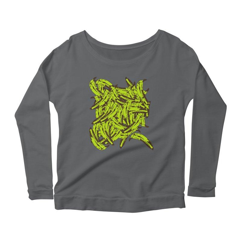 Pile-O-Plantains Women's Longsleeve T-Shirt by Izzy Berdan's Artist Shop