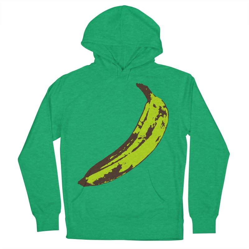 Put a plantain on it Women's French Terry Pullover Hoody by izzyberdan's Artist Shop