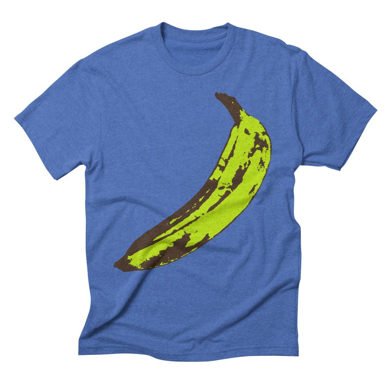 Put a plantain on it Men's Triblend T-Shirt by Izzy Berdan's Artist Shop