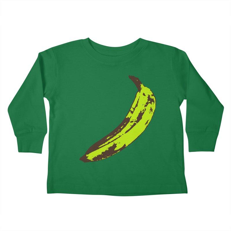 Put a plantain on it Kids Toddler Longsleeve T-Shirt by izzyberdan's Artist Shop