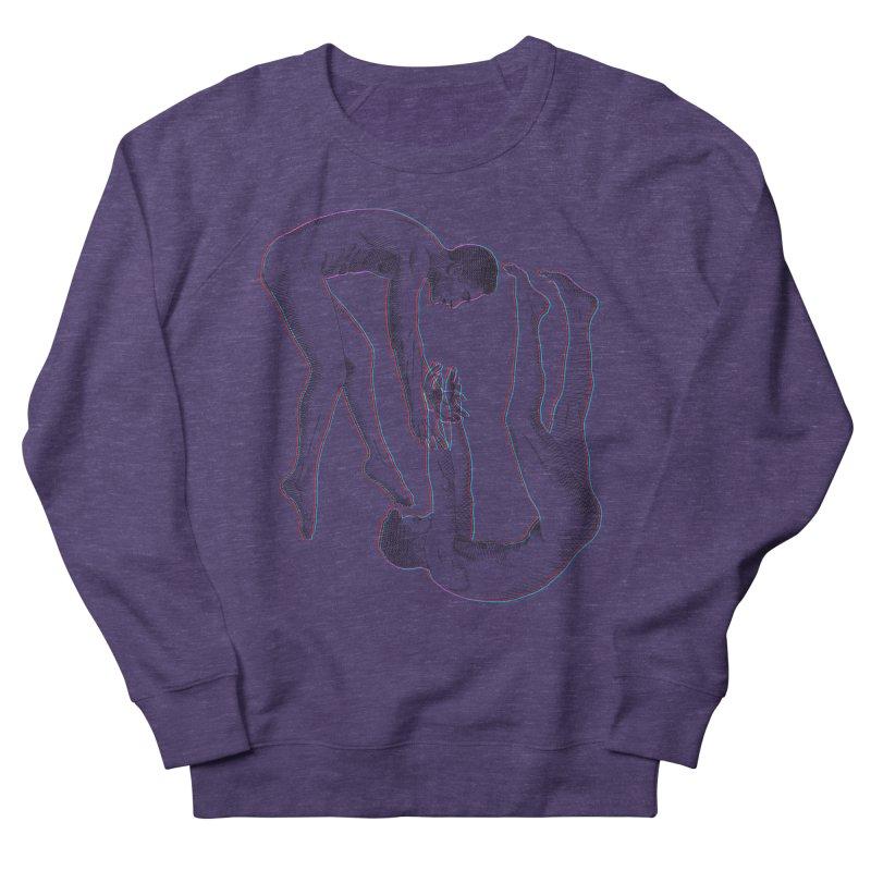 drifting apart Women's French Terry Sweatshirt by Izzy Berdan's Artist Shop