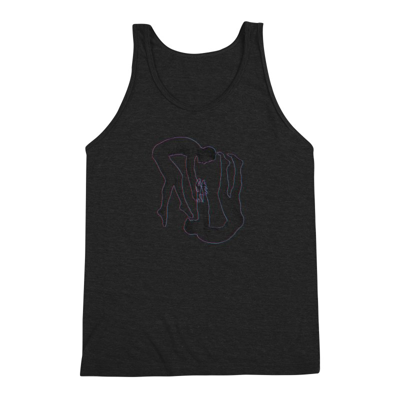 drifting apart Men's Tank by Izzy Berdan's Artist Shop