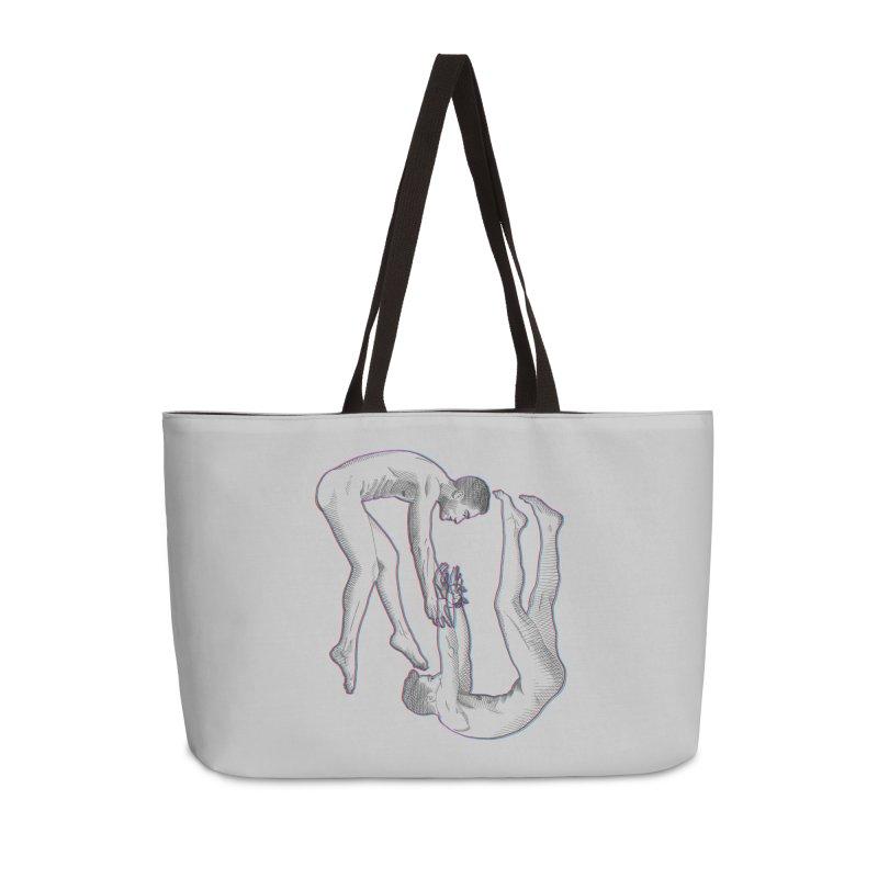 drifting apart Accessories Bag by Izzy Berdan's Artist Shop