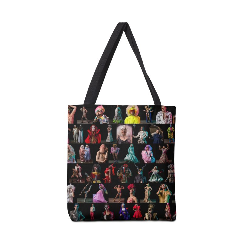 Bushwig 2018 Accessories Tote Bag Bag by Izzy Berdan's Artist Shop