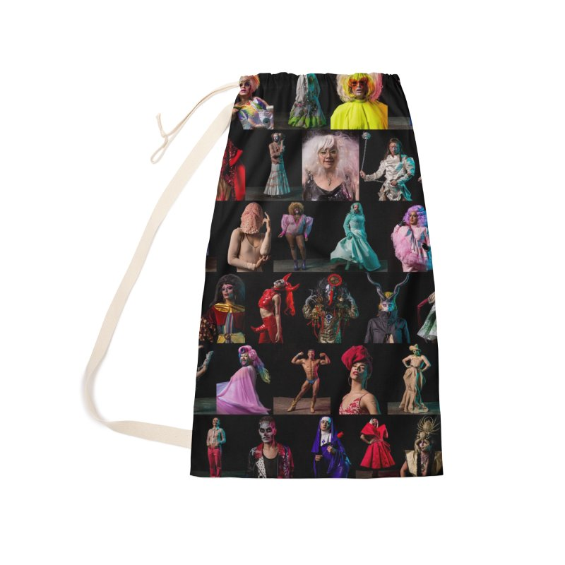 Bushwig 2018 Accessories Bag by Izzy Berdan's Artist Shop