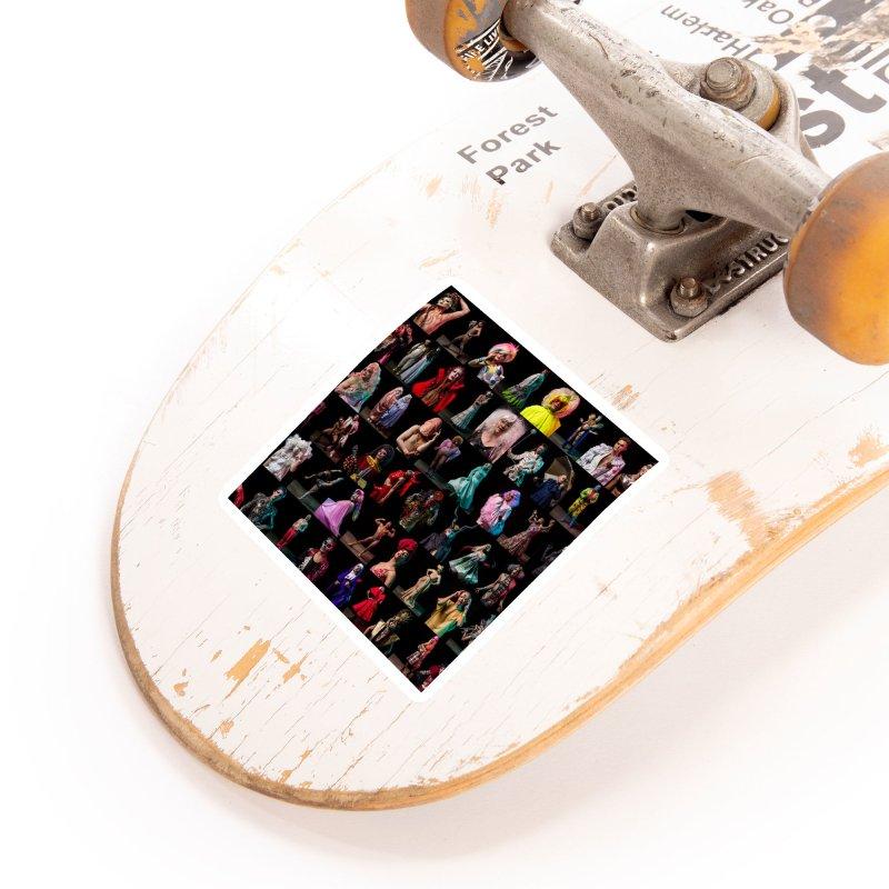 Bushwig 2018 Accessories Sticker by Izzy Berdan's Artist Shop