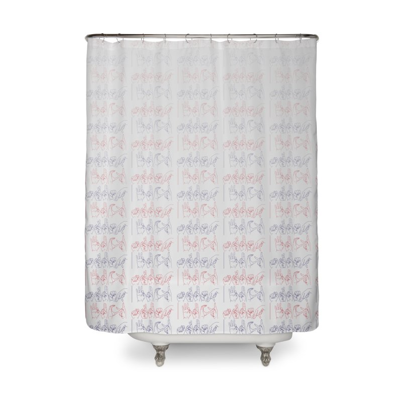 faded colors Home Shower Curtain by izzyberdan's Artist Shop