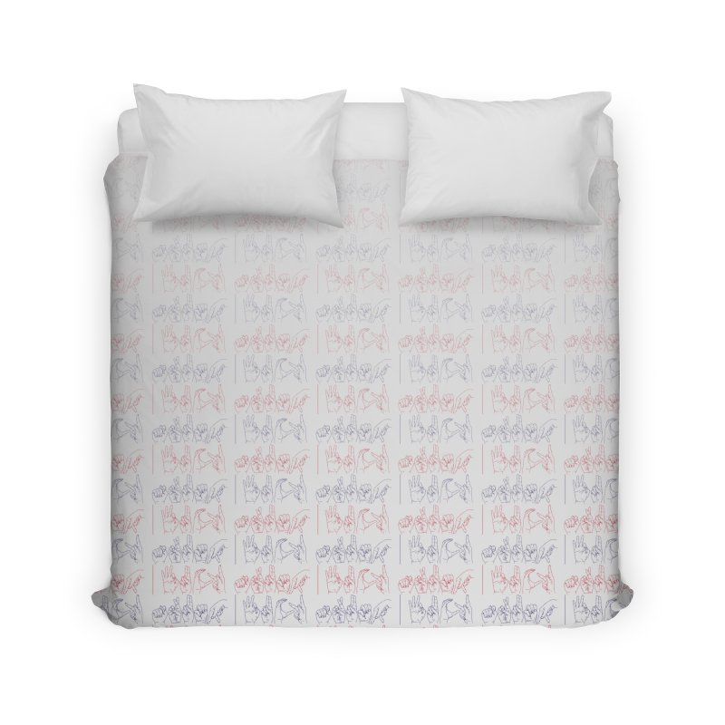 faded colors Home Duvet by izzyberdan's Artist Shop