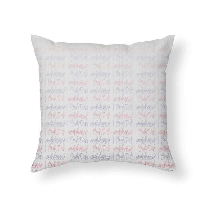 faded colors Home Throw Pillow by izzyberdan's Artist Shop