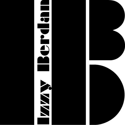 Izzy Berdan's Artist Shop Logo