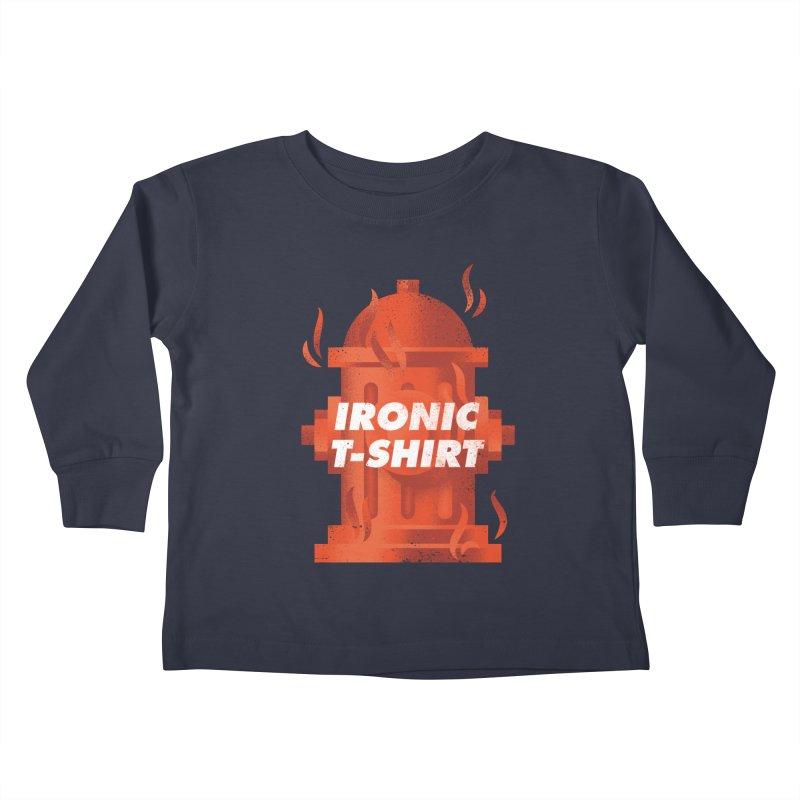 Ironic T-Shirt   by Jeremy Martinez