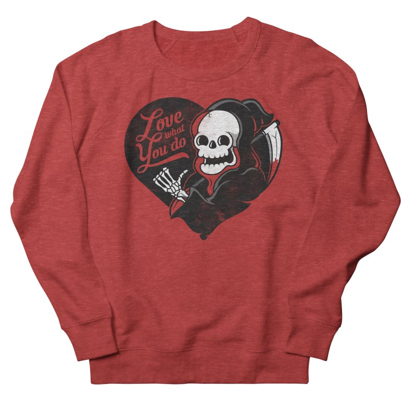 Dream Job Men's Sweatshirt by Jeremy Martinez
