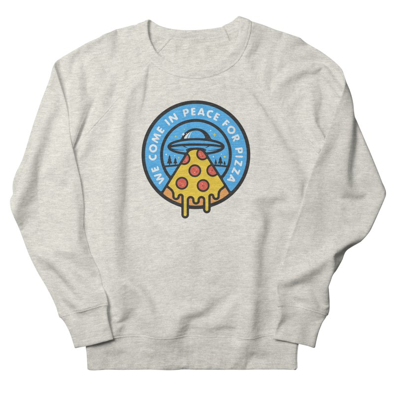 Invasion of the Belly Stuffers Women's Sweatshirt by Jeremy Martinez