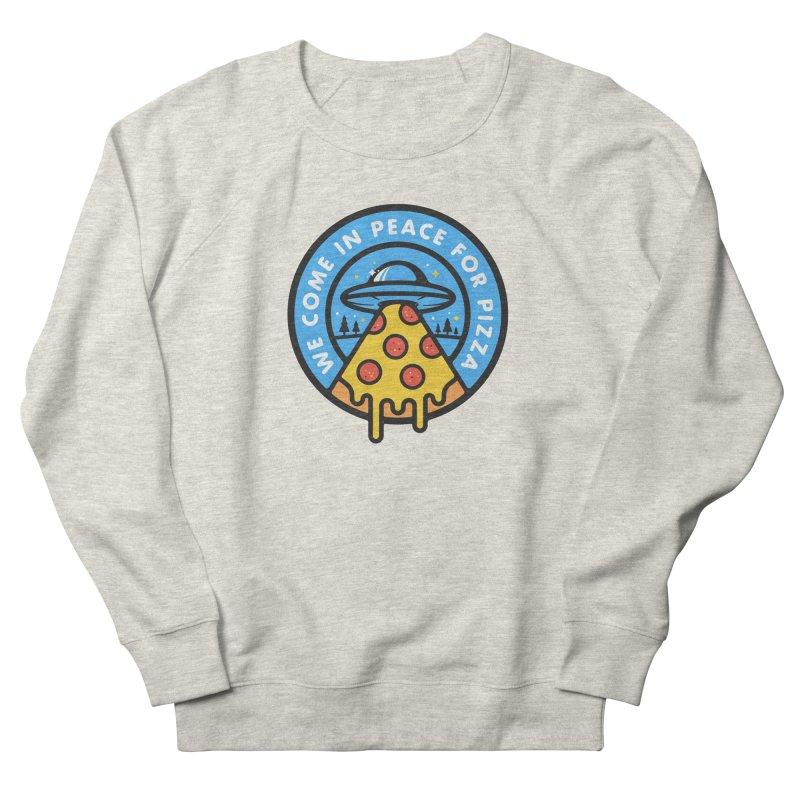 Invasion of the Belly Stuffers Men's Sweatshirt by Jeremy Martinez