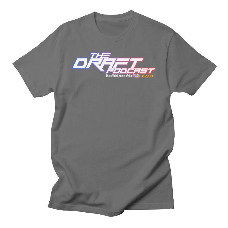 The Draft Podcast Men's T-Shirt by Jabroni U Network Store