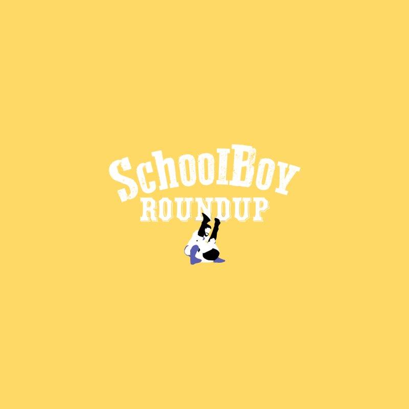SchoolBoy Roundup Men's T-Shirt by Jabroni U Network Store