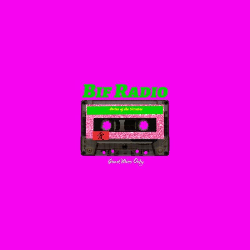 Bif Radio Mixtape Logo Men's T-Shirt by Jabroni U Network Store